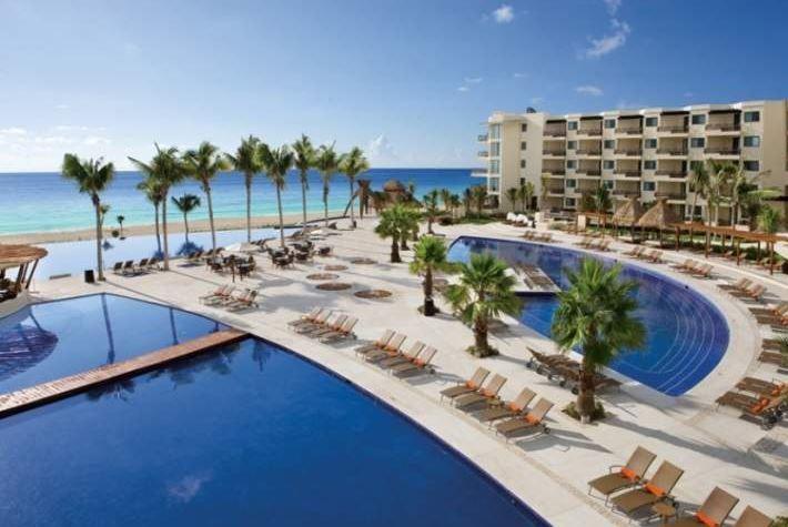 Dreams Riviera: De los mejores hoteles en Cancún todo incluido - http://revista.pricetravel.com.mx/hoteles/2015/08/07/mejores-hoteles-en-cancun-todo-incluido-dreams-riviera/