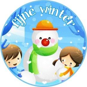 Sluitzegel Fijne Winter