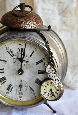 Time . . .
