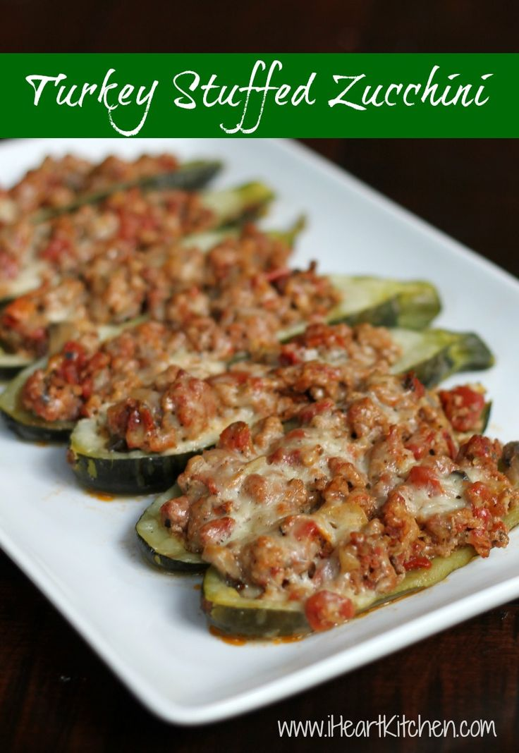 Looking for a great recipe to get more veggies in your family? Check out my recipe for Turkey Stuffed Zucchini. Now before you fall over in shock thinking that my boys actually eat these...they don't. They scrape the meat out of the zucchini boats and discard them. But, I still win the war of the…