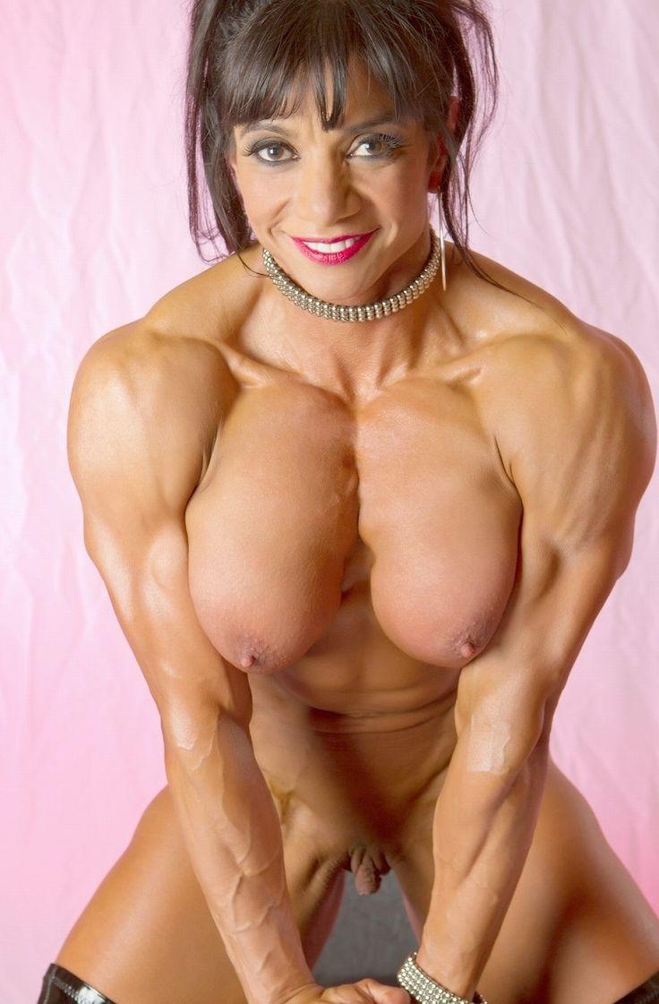 Интим с мускулистой девушкой в москве — 5