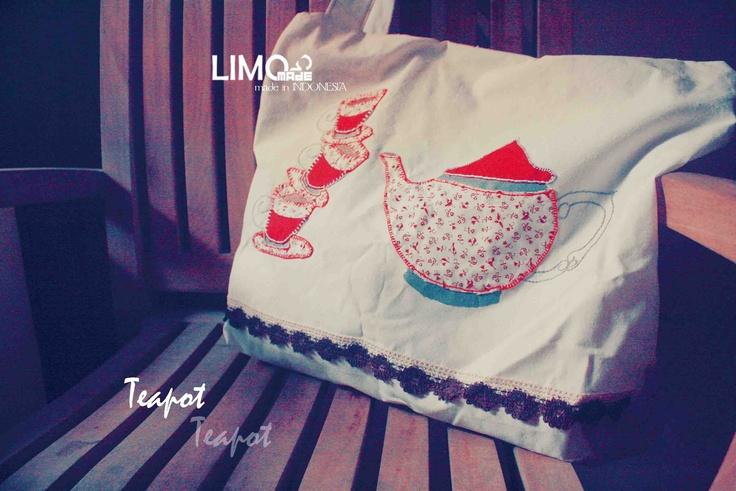 Teapot - limo-made.blogspot.com