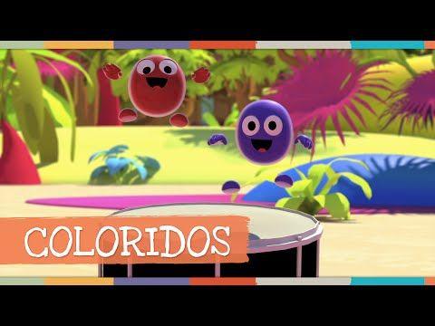 Coloridos - Palavra Cantada - YouTube