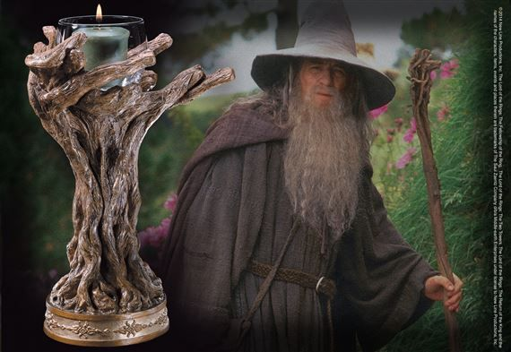 Gandalf The Grey Candle Holder