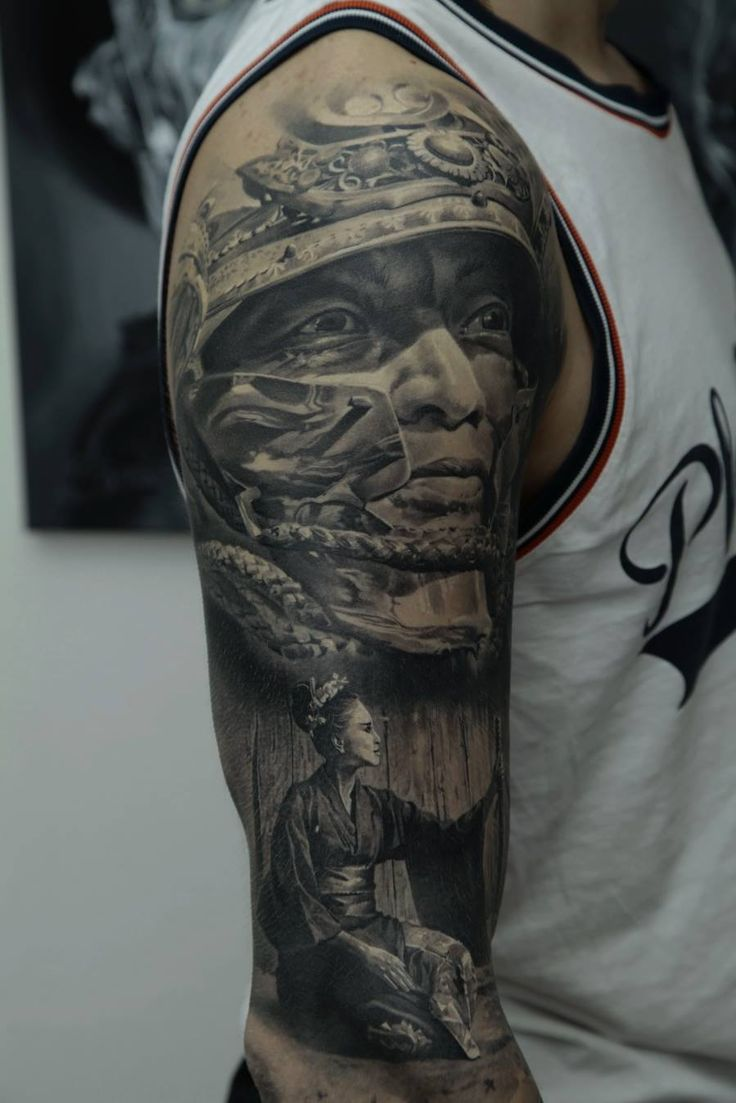 Favoloso 47 best Dmitriy samohin tattoo artist images on Pinterest | Tattoo  AB11