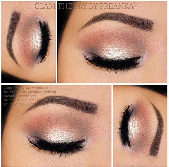 nude shimmer eye shadow beauty tips pinterest eyes shadows and eye shadow. Black Bedroom Furniture Sets. Home Design Ideas