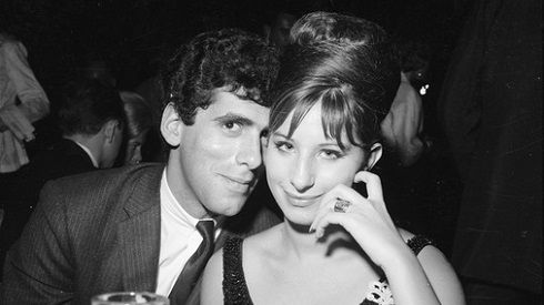 Mar. 21: Today in 1963, Barbra Streisand married her first husband, actor Elliot Gould, in New York