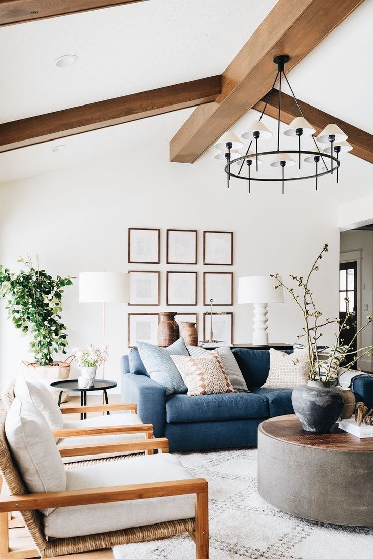 Northridge Remodel: The Living Spaces | Living Rooms ...