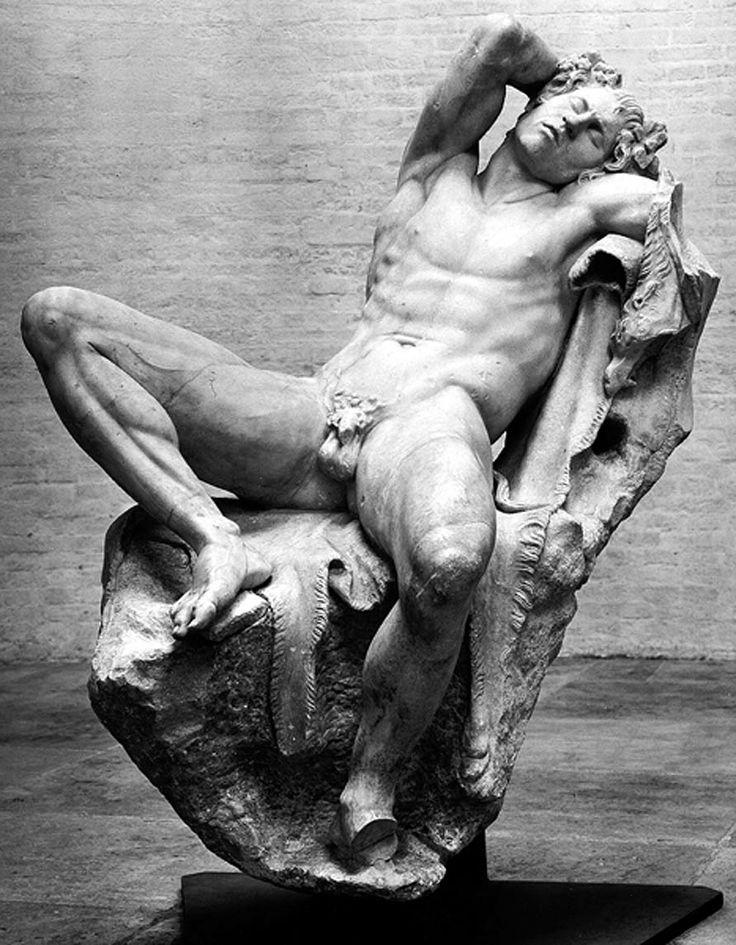 Fauno Barberini, 200 a.C