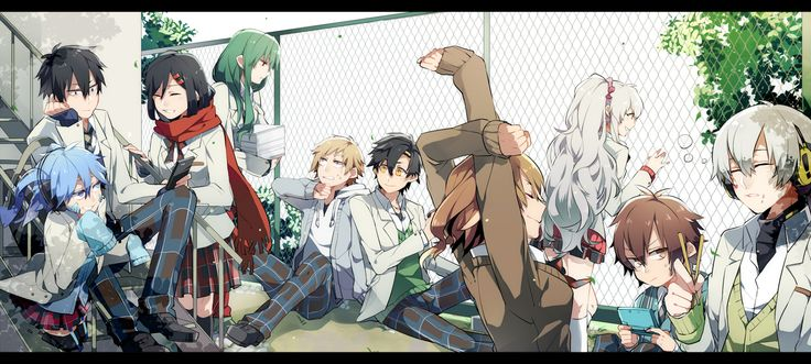 Kagerou Project | anime | Pinterest | Kagerou project, Projects and K project