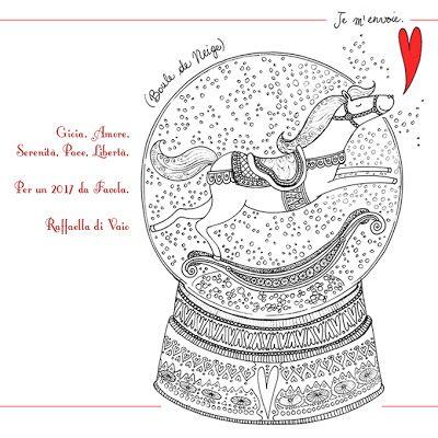 raffaelladivaio*illustrazione e creatività: PER UN NUOVO ANNO DA FAVOLA.