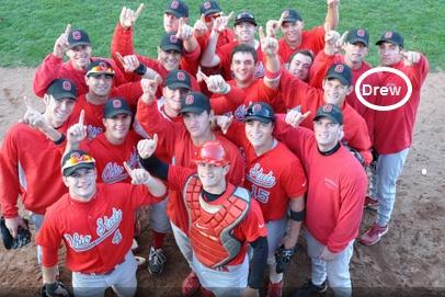 Ohio State Baseball team 2010