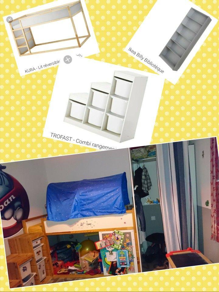 17 melhores ideias sobre lit kura ikea no pinterest kura - Base de cama ikea ...