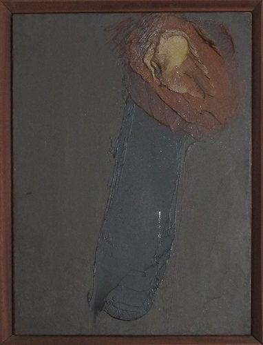 William Congdon, Rissurrezione, 1975