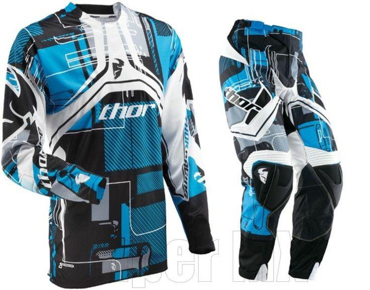 Female Motocross Gear   Thor Motocross Gear LOVE it!!!!