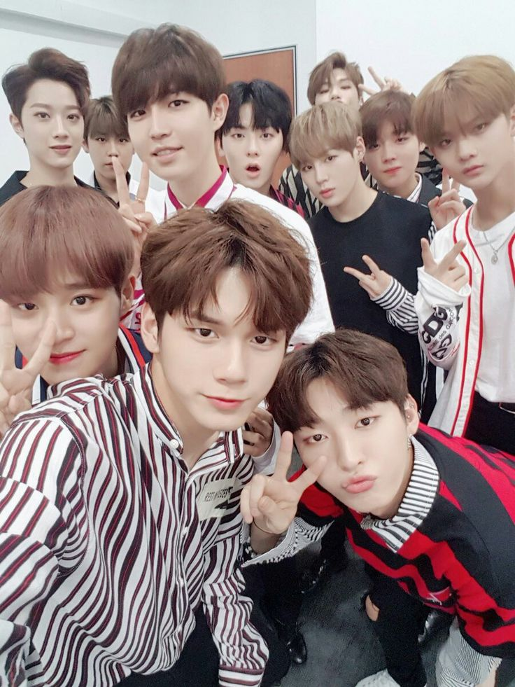 Wanna One Twitter Update | 09/22/17