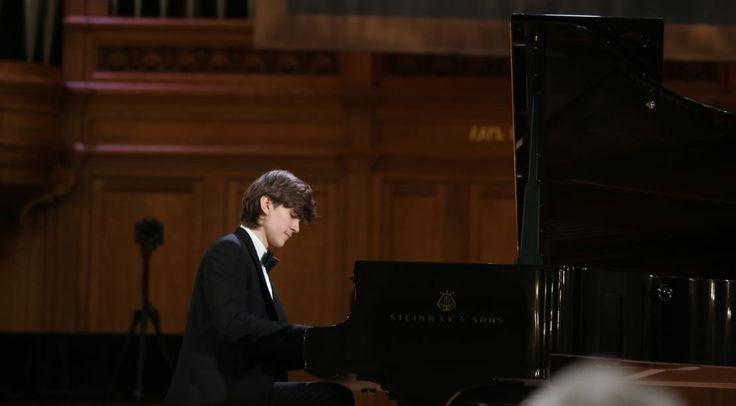 Daniel Kharitonov plays Johann Sebastian Bach, Franz Liszt & Sergei Rachmaninov – XV International Tchaikovsky Competition, 2015, Piano / Round 2, First stage