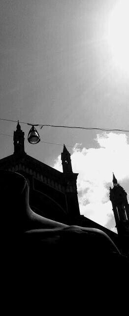Milano in b&w Valentino Immacolata photo