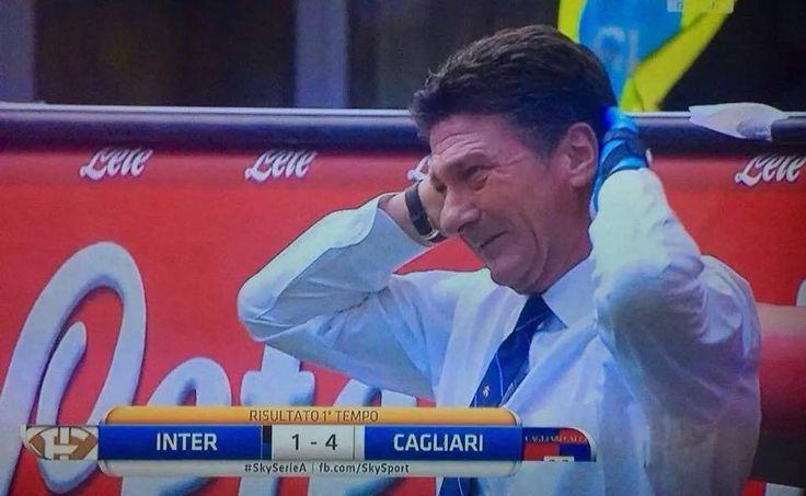 Inter-Cagliari 1-4