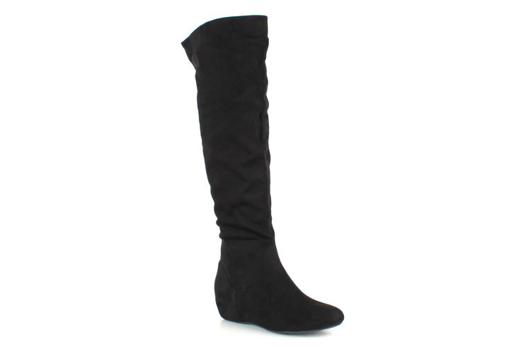 Womens boots in different colors. Sizes 42 - 45. http://www.bigshoes.gr