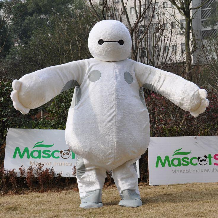 ビッグ・ヒーロー・シックス ベイマックス Baymaxの着ぐるみを販売中 http://www.mascotshows.jp/product/Baymax-mascot-new.html