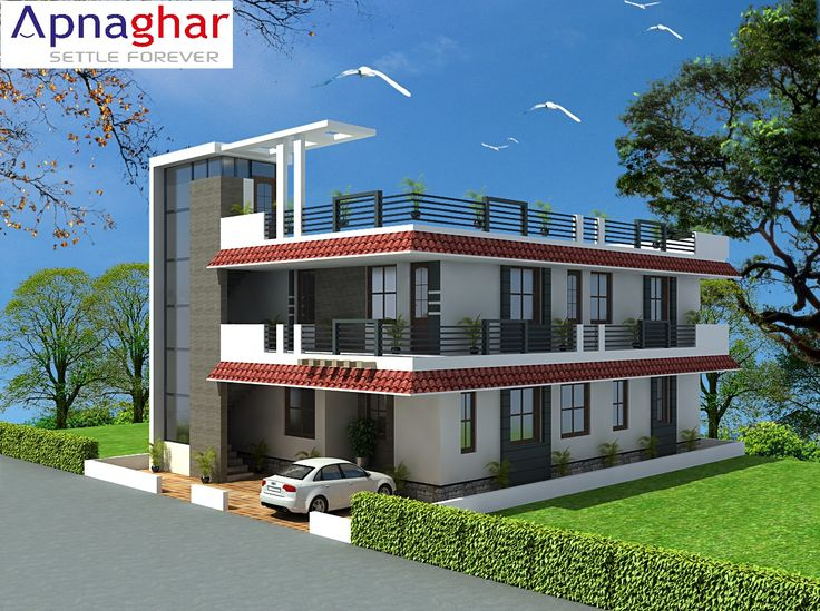 Get 2D Drawings For Your Home Before Starting Construction. Visit  Www.apnaghar.co.in To Know More. | Apanghar House Designs | Pinterest
