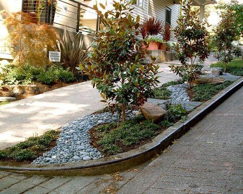 17 best images about road verge approach on pinterest for Garden design queens park