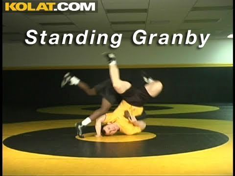 Granby to Peterson KOLAT.COM Wrestling Moves Techniques Instruction