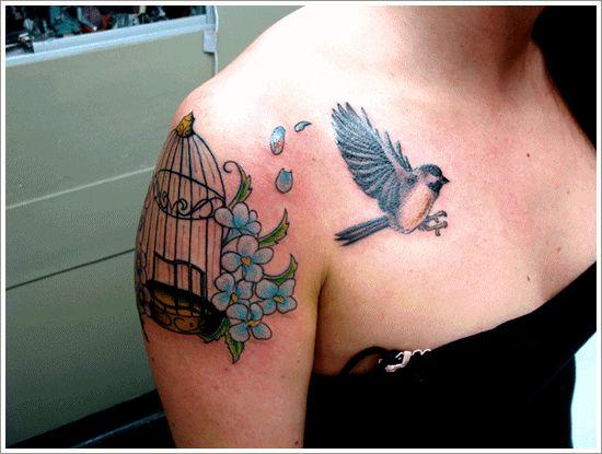 45 Amazing Bird Tattoo Designs For Men and Women