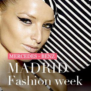 Madrid MERCEDES Fashion Week