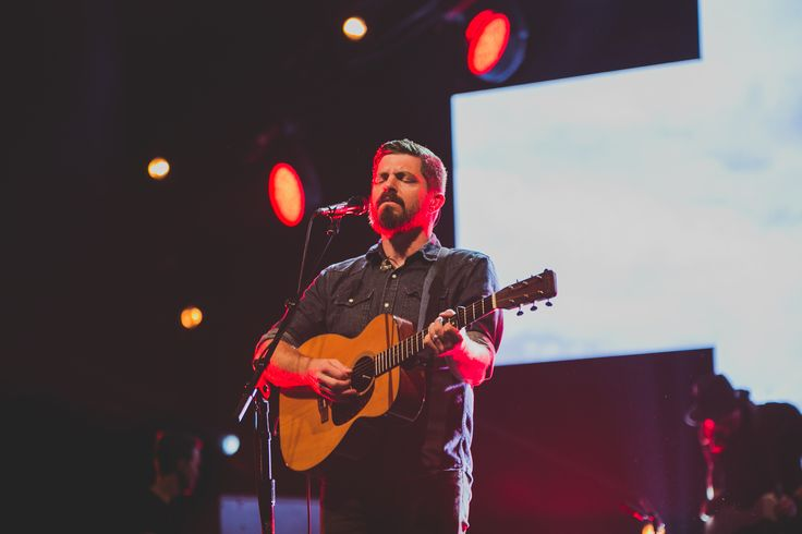 Who knew that a simple song I sang out spontaneously with a few people would turn into a song that I've sung more than any other? He took a moment that I thought was for a few of us and turned it into a song that has reached thousands. -Josh Baldwin