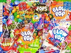Candy Brands - Blow Pops