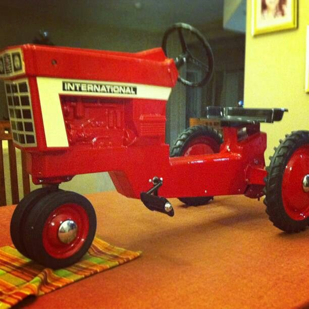 Murray Pedal Tractor Restoration : Best tractor images on pinterest pedal cars