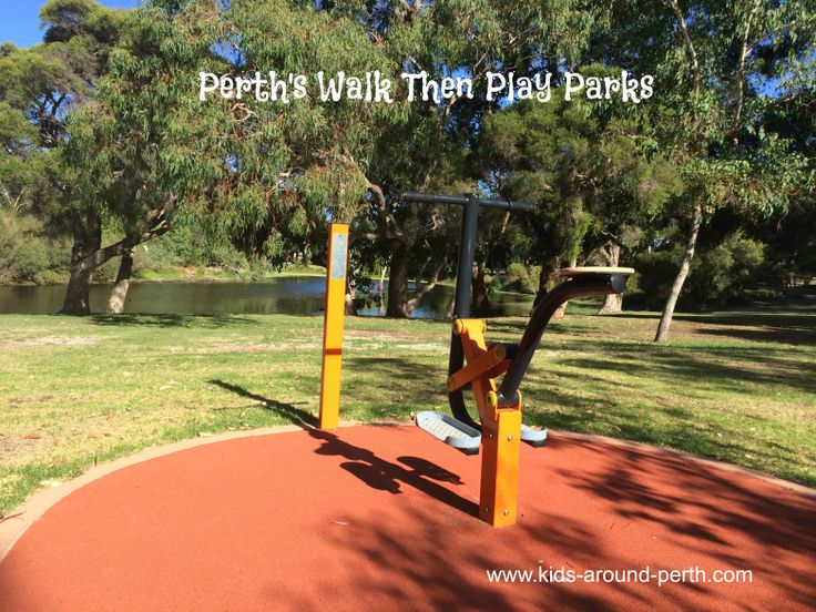 Next time your friend asks to meet for a coffee SWAP IT for a walk and and a play at the park.  These Perth parks feature beautiful short walks around the lake with great playgrounds nearby!