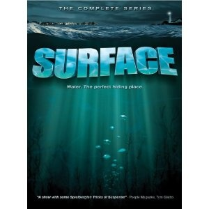 Surface was an interesting tv show with a lot a secrets of testing things that should not be tested. Really cool.