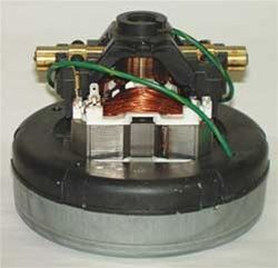 Ametek Vacuum Motor- its electric is one of the world's largest product.