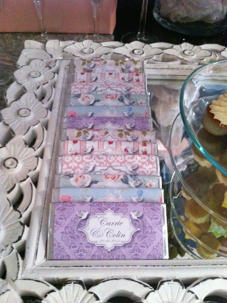 Vintage Chocolate Bars, Part of a Vintage Candy Buffet by www.livingsimple.ie at Lisloughrey Lodge Hotel, Co Mayo