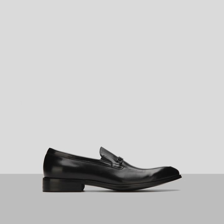 Kenneth Cole New York Leather Bit Dress Loafer
