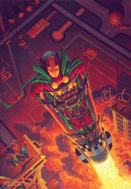 17 Best Images About Mister Miracle Amp Big Barda On
