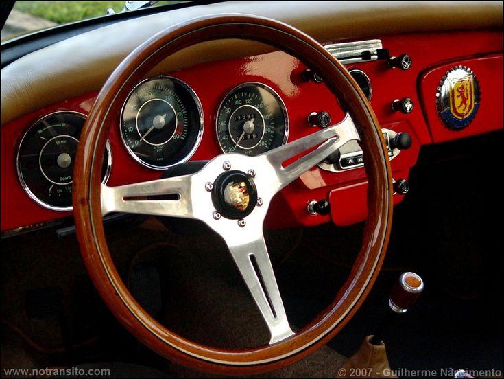 Replica Envemo do Porsche 356 Super 90