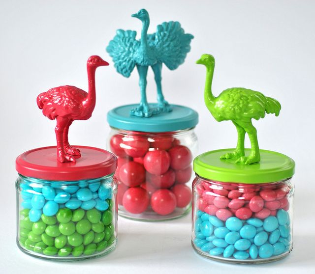 candy jars by torie jayne