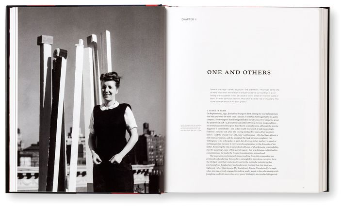 'Intimate Geometries: The Art and Life of Louise Bourgeois' — Pentagram