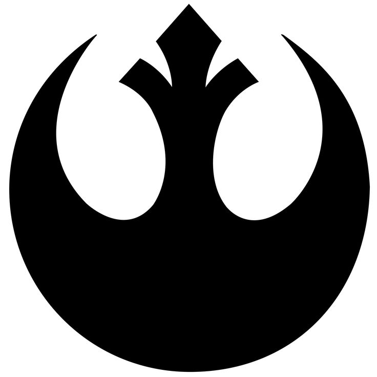 rebel alliance symbol - Google Search | Plastic canvas ...