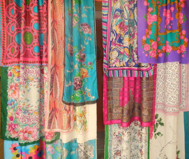 M s de 25 ideas incre bles sobre cortinas coloridas en - Cortinas dos hermanas ...