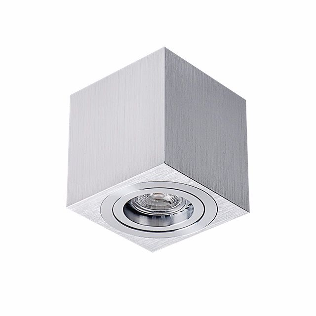 Opbouwspot kantelbaar vierkant Duce-I (LED-verlichting LED-spots LED-downlights LED-spots opbouw)