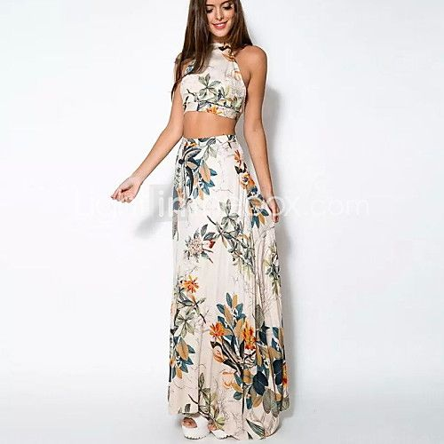 Women's Elegant Dress (cotton) - USD $7.19 ! HOT Product! A hot product at an incredible low price is now on sale! Come check it out along with other items like this. Get great discounts, earn Rewards and much more each time you shop with us!