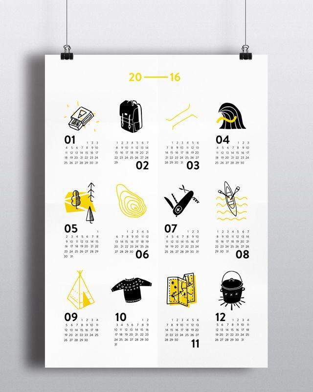 a calendar for tamps
