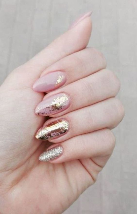 8 Gorgeous Wedding Nail Designs For The Most Beautiful Bride Like You