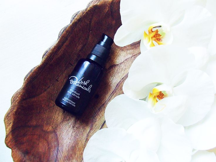 Sroka o....: Lush Botanicals kosmetyki wprost z lodówki