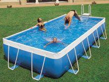 Cómo instalar una piscina desmontable